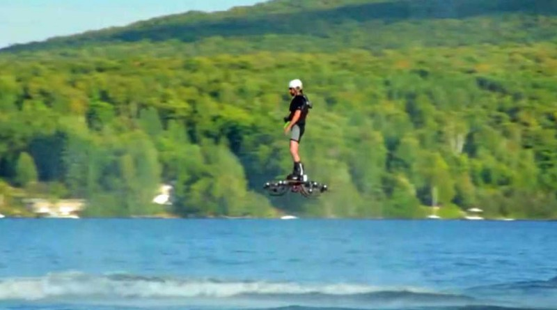 guinness world record hoverboard