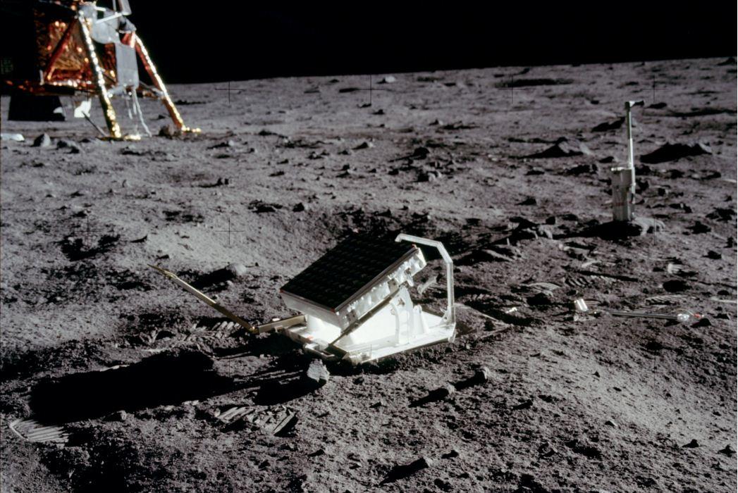 Lunar Moon Landing