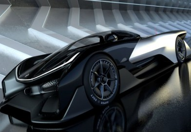 New 1,000-Horsepower Electric Concept Hyper-car